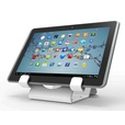 Maclocks universele tablet houder wit met ankerplaat en kabel