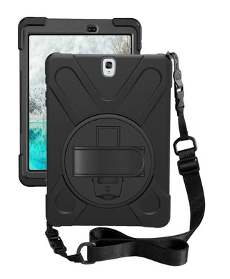 Armourdog Rugged grip rotatie cover Samsung Galaxy Tab E 9,6 (T560)