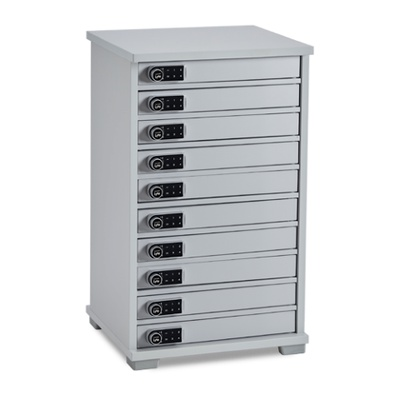 LapCabby LYTE Multi 10 MINI lockerkast