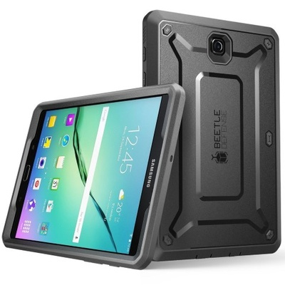 Samsung Galaxy Tab S2 9.7 Unicorn Beetle PRO ruggedized cover zwart