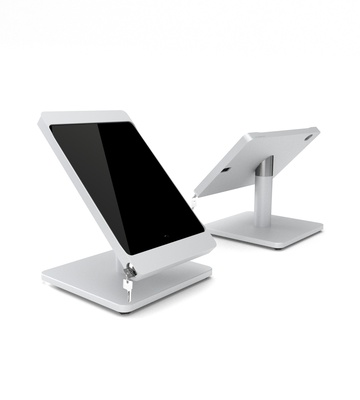 Box IT Design Slim Table Stand MS Surface Pro aluminium vierkante voet