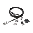 Desktop & Peripherals Locking Kit (PC) 2,4 m