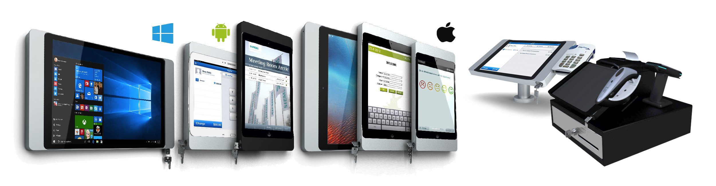 BoxIT tablet solutions